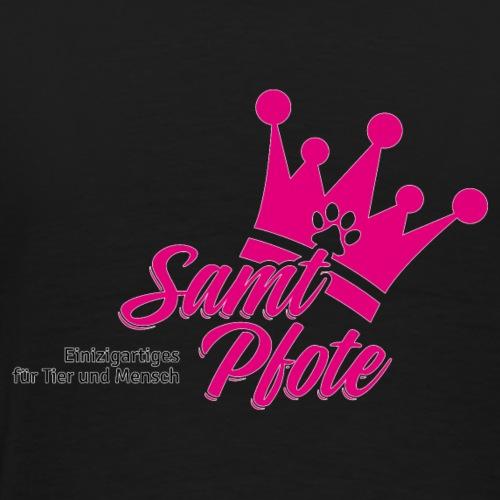 Samtpfote - Männer Premium T-Shirt