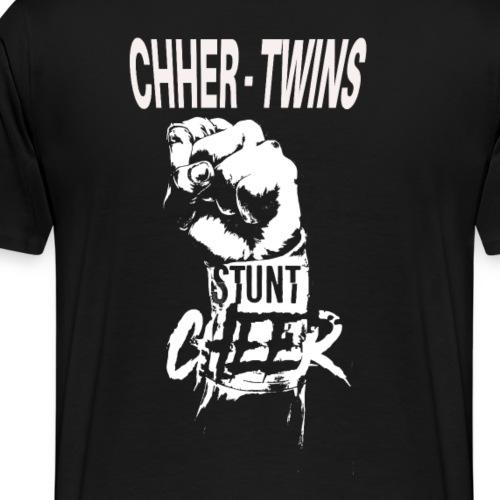 Cheer Twins Junge - Männer Premium T-Shirt