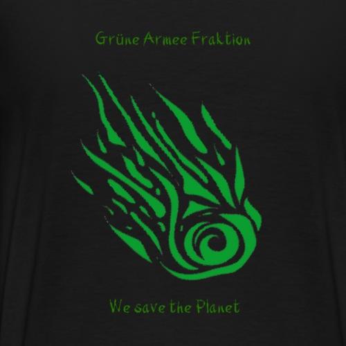 Gruene armee Fraktion - Männer Premium T-Shirt