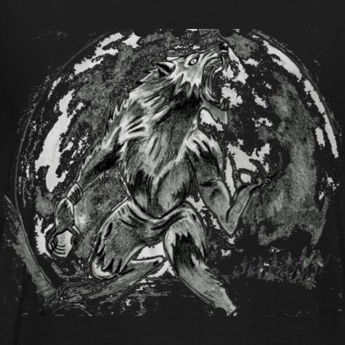 werwolf - Männer Premium T-Shirt