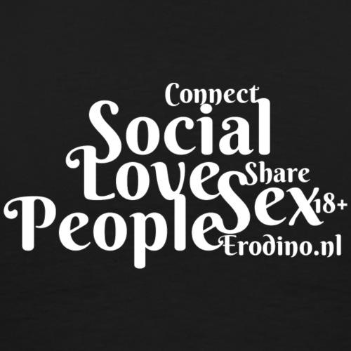 Erodino - Mannen Premium T-shirt