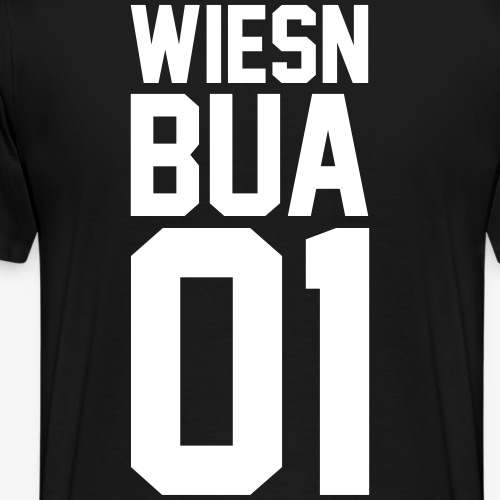 Wiesn Bua - Oktoberfest - Männer Premium T-Shirt
