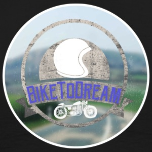 BikeToDream - Men's Premium T-Shirt