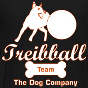 Treibball Team - Mannen Premium T-shirt