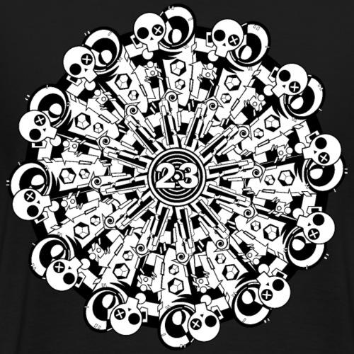 300kw in your face - Männer Premium T-Shirt