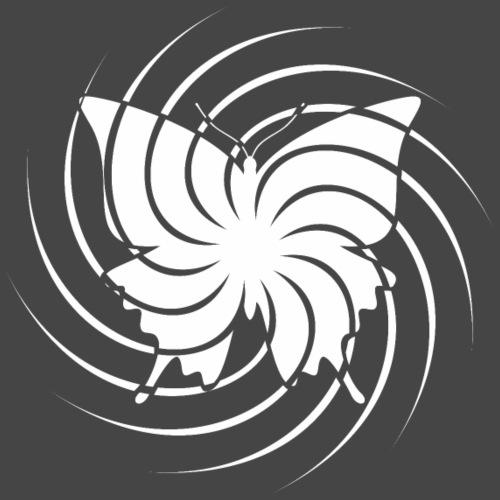 Mariposa 23 - Camiseta premium hombre
