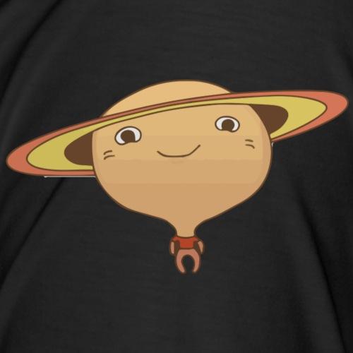 Funny LOGO Planet Shirtz - Männer Premium T-Shirt