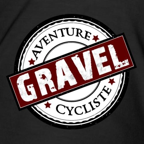 Gravel Aventure Cycliste Tampon - T-shirt Premium Homme