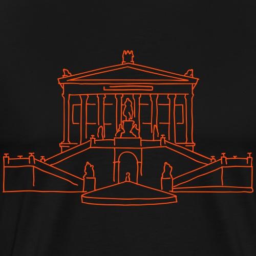 Alte Nationalgalerie - Männer Premium T-Shirt