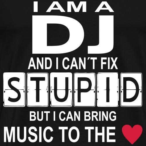dj fix stupid heart