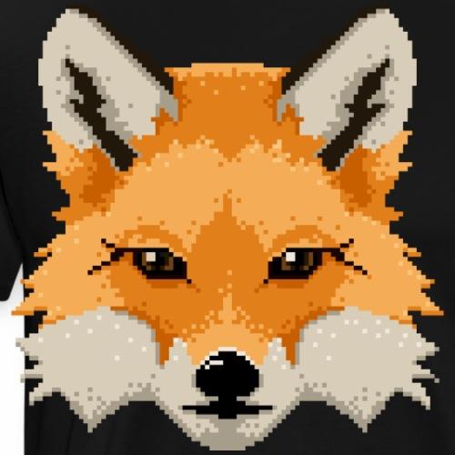 Fox - Koszulka męska Premium