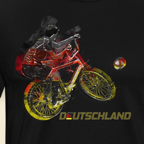 Radball | Deutschland - Männer Premium T-Shirt