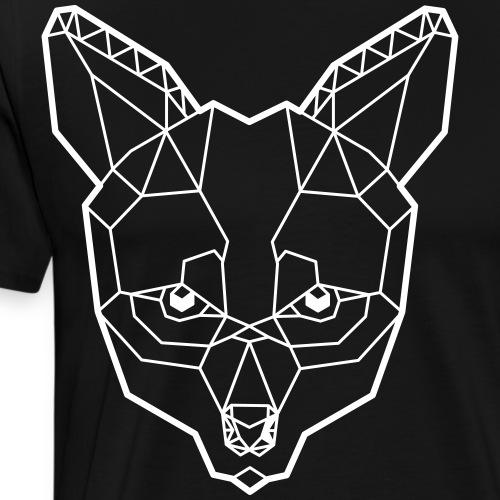 PolygonFOX - Miesten premium t-paita