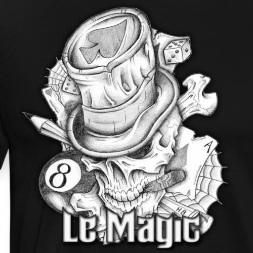 Le Magic - Men's Premium T-Shirt