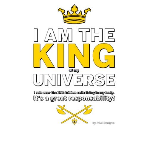 Royal King T-shirt - PAN designs - Tees & Gifts