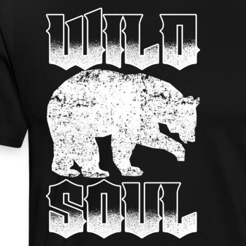 Wild Soul - Männer Premium T-Shirt