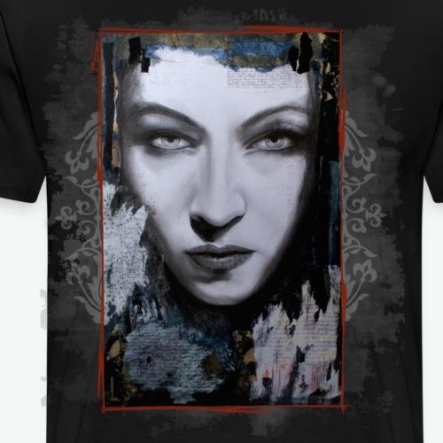 Spirits: Whitby | Gothic - Men's Premium T-Shirt