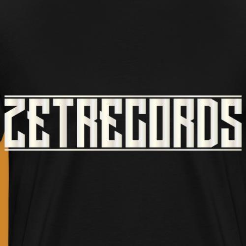 ZET Logo - Männer Premium T-Shirt