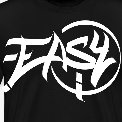 Easy graffiti - Männer Premium T-Shirt