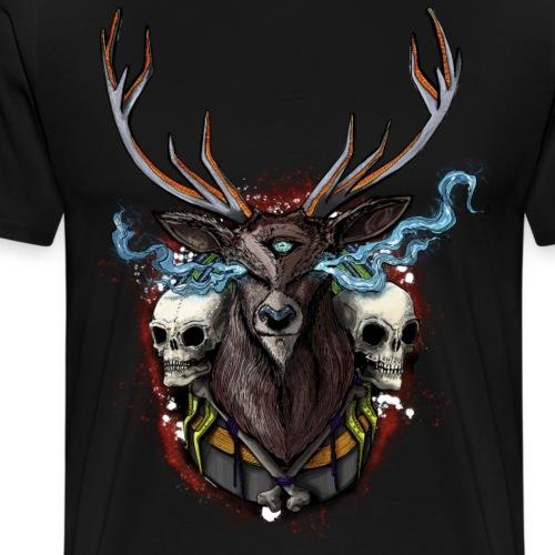 Deer - BONE SQL PRY