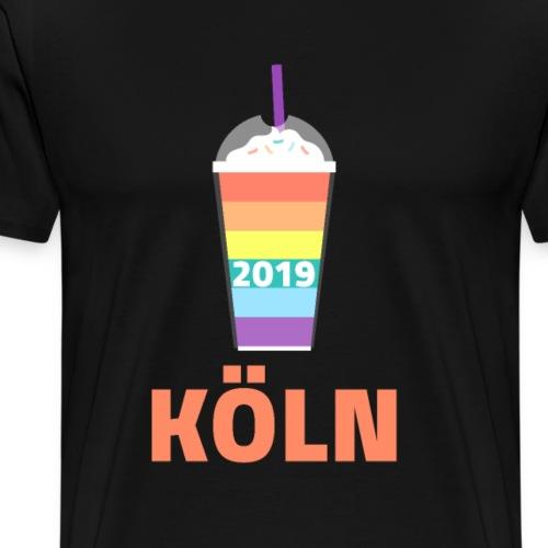 Köln Lgbt Gay Lesben Transgender Bi Schwul 2019 - Männer Premium T-Shirt