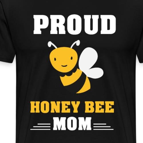 Stolze Mutter - Männer Premium T-Shirt