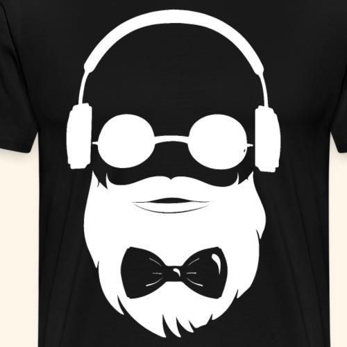 Coolter Hipster Junggesellenabschied Poltern - Männer Premium T-Shirt