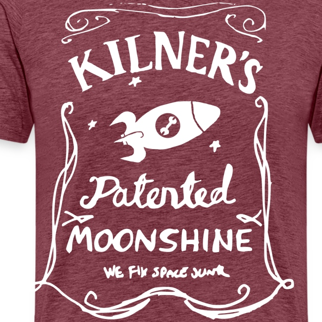 Kilner's Patented Moonshine (White)
