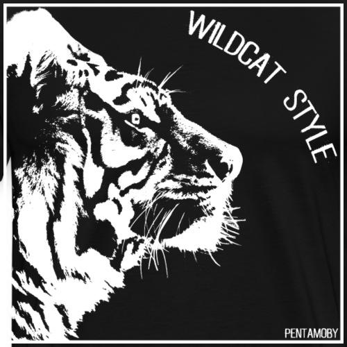 WILDCAT STYLE (w) - Männer Premium T-Shirt