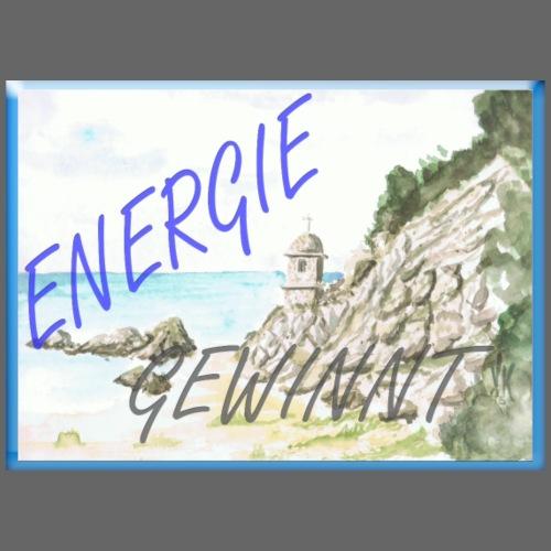 ENERGIE Gewinnt GR - Männer Premium T-Shirt