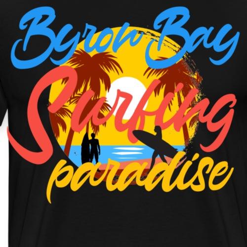 Byron Bay - Mannen Premium T-shirt