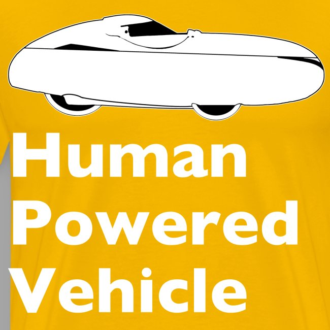 Quest Human Powered Vehicle 2 white