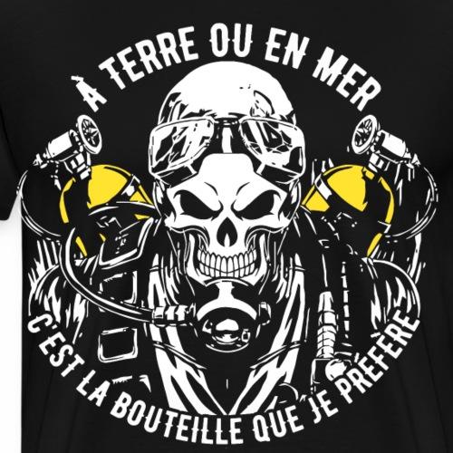 À terre ou en mer - T-shirt Premium Homme