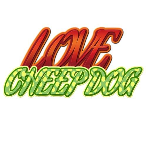 Love Cheep Dog - Männer Premium T-Shirt