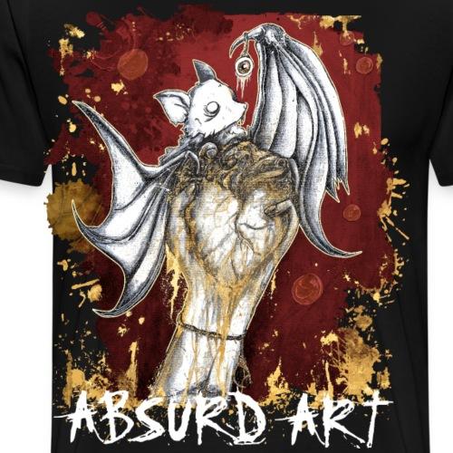 Seifenblasen, von Absurd ART - Männer Premium T-Shirt