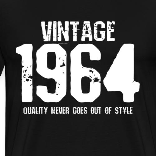1964 - Mannen Premium T-shirt