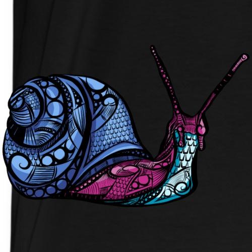 Snegle - Premium T-skjorte for menn