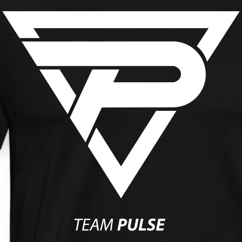 Team Pulse - White - Men's Premium T-Shirt