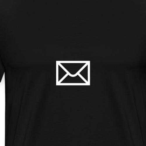 Letter - Men's Premium T-Shirt