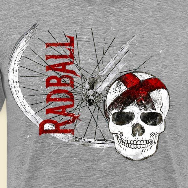 Radball   Cycle Ball Skull