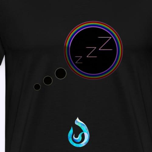 zzz - Maglietta Premium da uomo