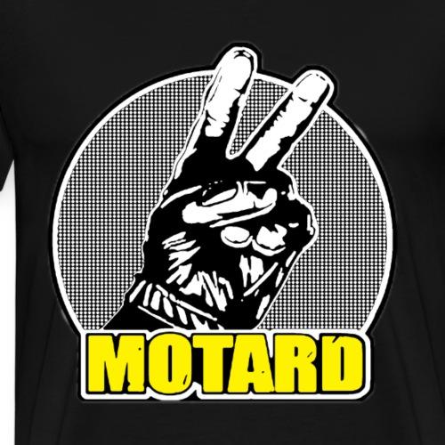 moto - T-shirt Premium Homme
