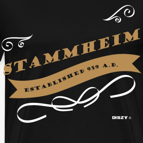 Köln Stammheim established 959 - Männer Premium T-Shirt
