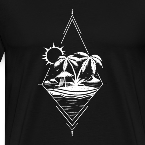 Urlaub - Männer Premium T-Shirt