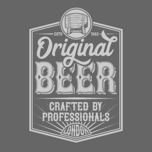 Bier Bierbrauer Brauerei Weizen Pils Flaschenbier - Männer Premium T-Shirt