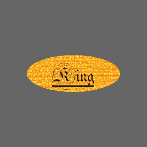 King&Queen Collection Gold - Männer Premium T-Shirt