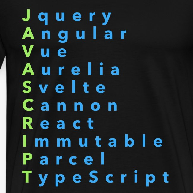 All you need is ... JavaScript!