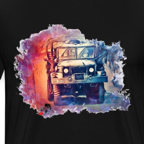 REO AM General aus Meinen Videos CM.Motors - Männer Premium T-Shirt
