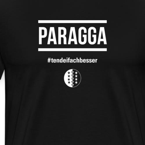 PARAGGA - Männer Premium T-Shirt