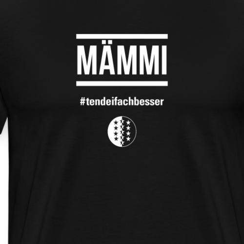MÄMMI - Männer Premium T-Shirt